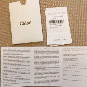 Chloe Bags - Chloe White Purse